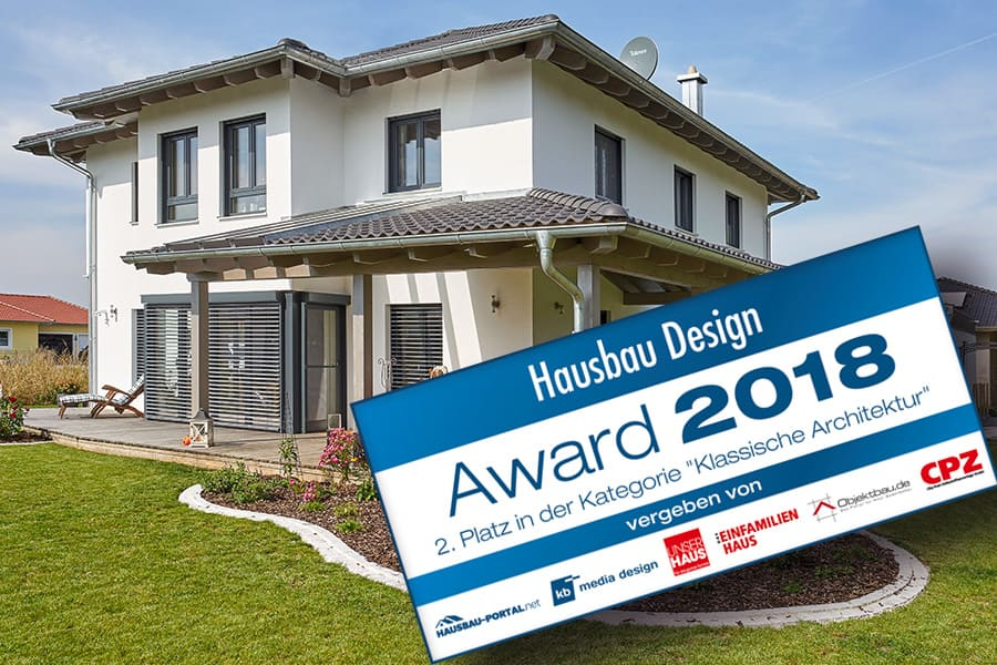 Hausbau-Design-Award 2018
