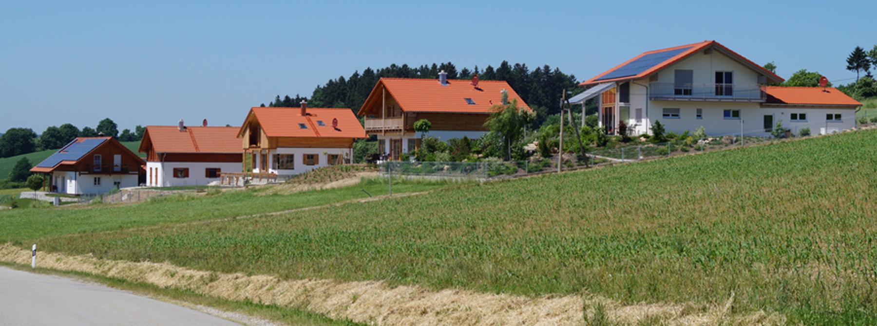^ Baugebiet Uttlau, Bad Griesbach - Sonnleitner.de - Bauen Sie Ihr ...