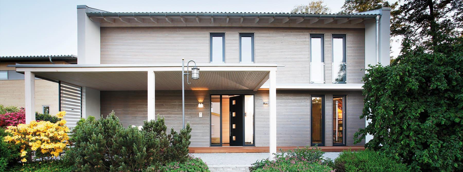 der baupartner f r kologische holzh user bauen sie ihr holzhaus passivhaus. Black Bedroom Furniture Sets. Home Design Ideas