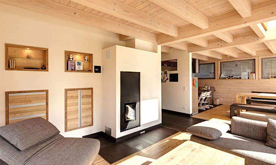 wohnen im besten klima bauen sie ihr holzhaus passivhaus plusenergiehaus. Black Bedroom Furniture Sets. Home Design Ideas