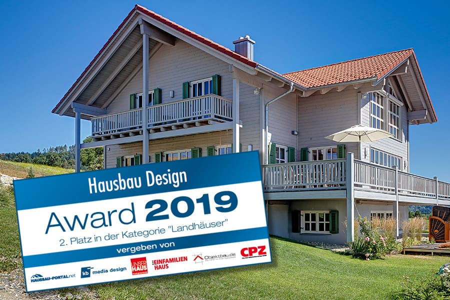Hausbau-Design-Award 2019