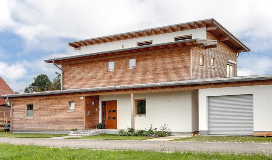 kundenhaus attersee bauen sie ihr holzhaus passivhaus plusenergiehaus mit sonnleitner. Black Bedroom Furniture Sets. Home Design Ideas