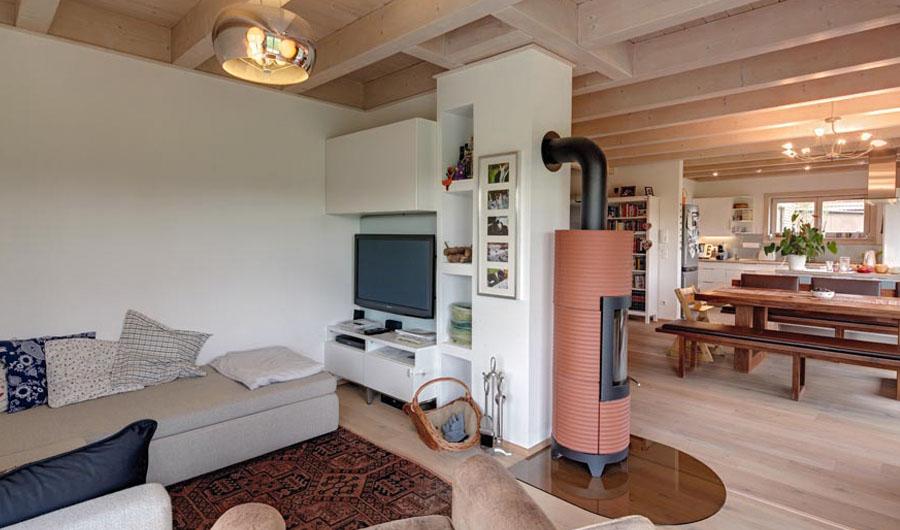 kundenhaus attersee bauen sie ihr holzhaus passivhaus. Black Bedroom Furniture Sets. Home Design Ideas