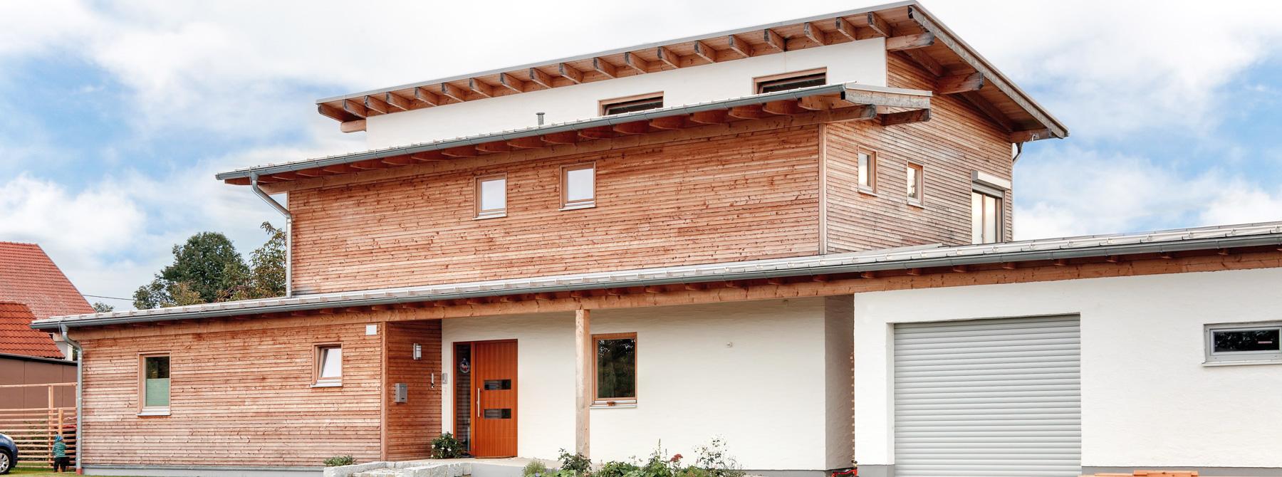 Moderne Holzhäuser moderne energieeffiziente holzhäuser aus bayern sonnleitner de