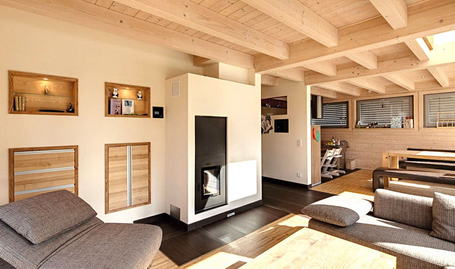 kundenhaus augsburg ein holzhaus im modernen stil bauen sie ihr holzhaus. Black Bedroom Furniture Sets. Home Design Ideas