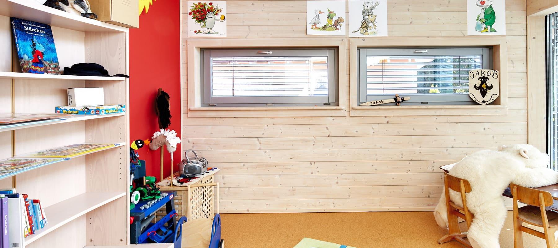 sonnleitner haus münchen grundriss Kundenhaus ugsburg - ein Holzhaus im modernen Stil - Sonnleitner ...