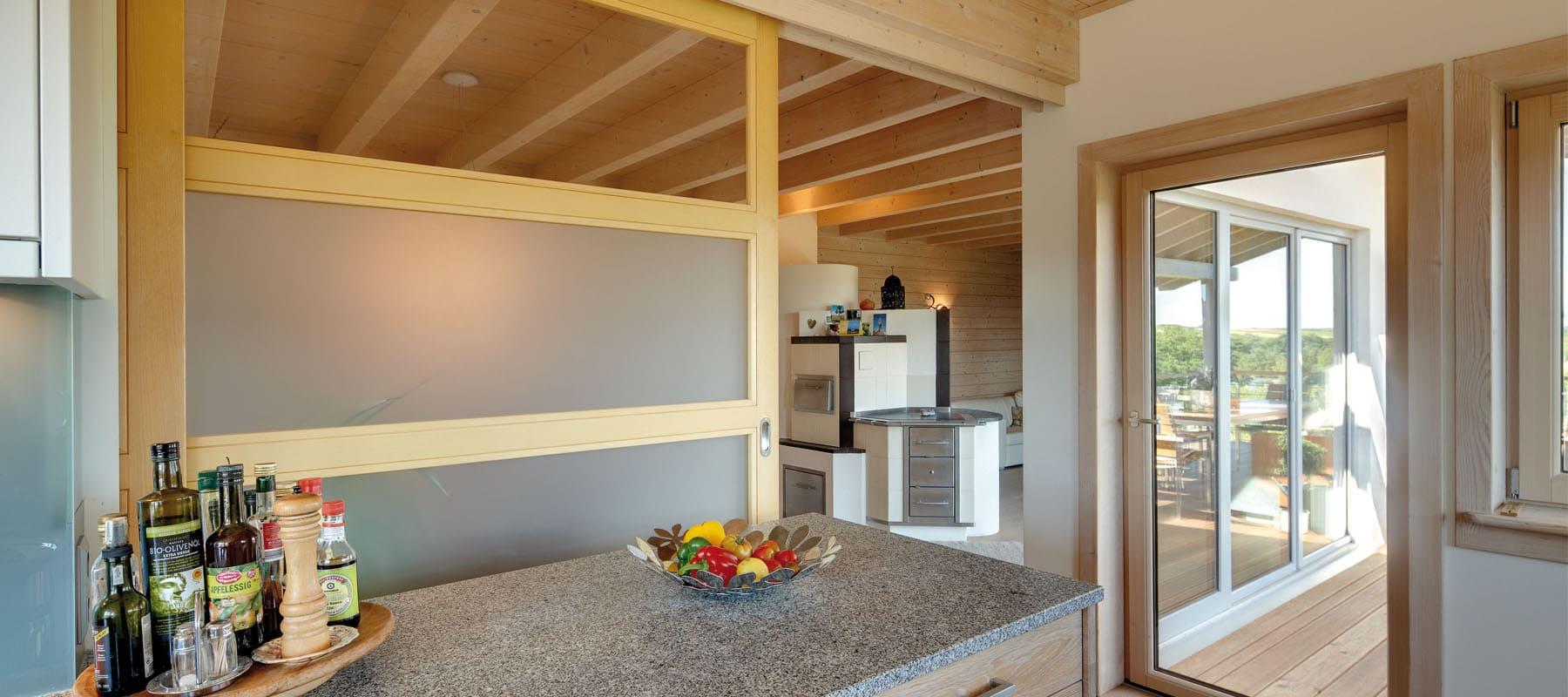 kunden holzhaus fischer im zeitlos eleganten stil. Black Bedroom Furniture Sets. Home Design Ideas