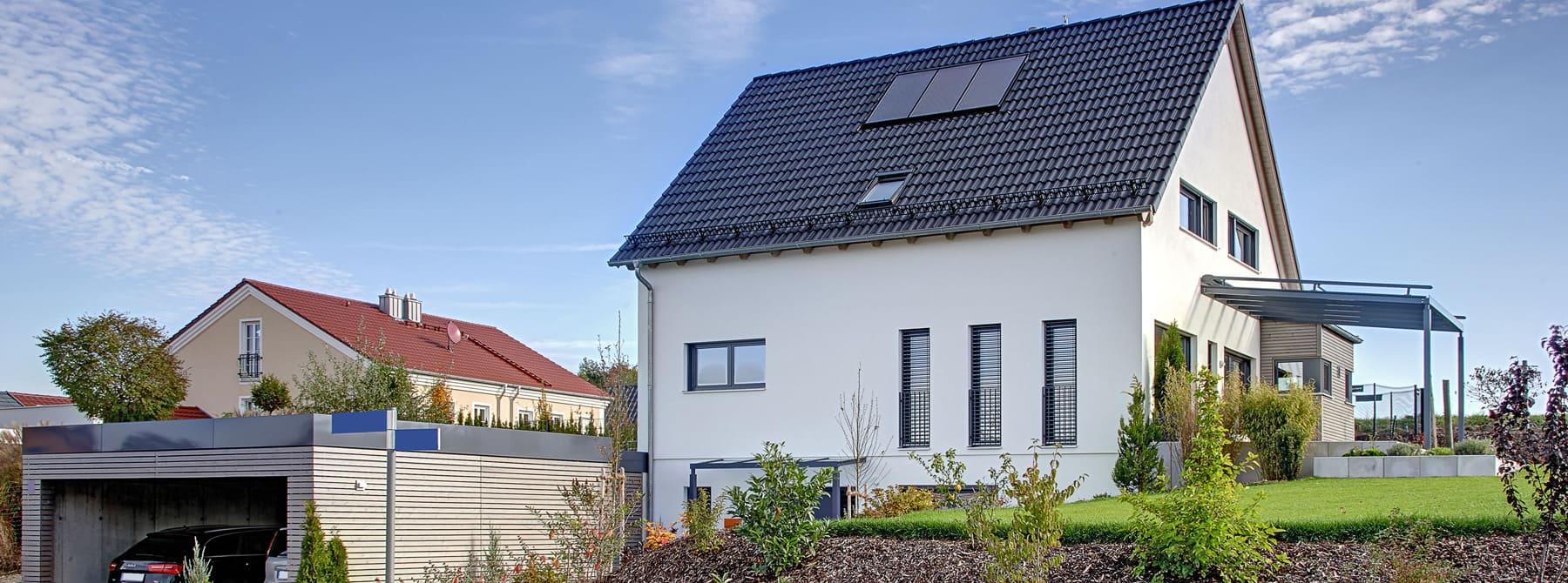Kundenhaus Hegger - Junges Wohnen am Hang - von Sonnleitner.de ...