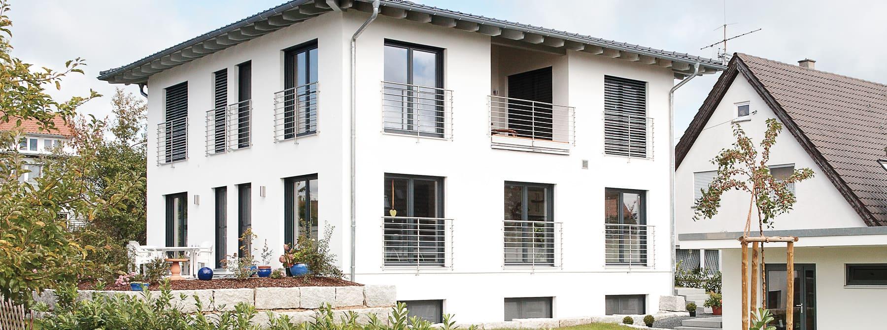 ^ Kundenhaus Küstner - Bauen Sie Ihr Holzhaus, Passivhaus ...