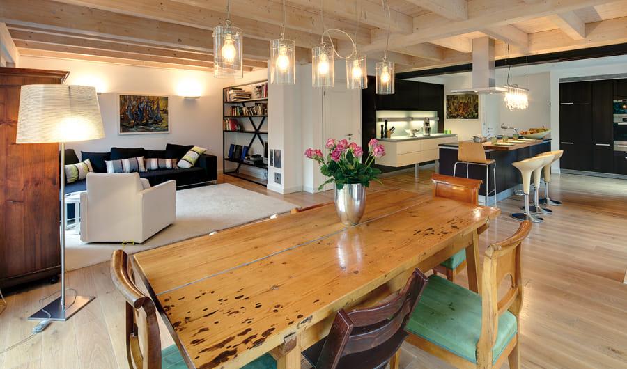 Kundenhaus mangold bauen sie ihr holzhaus passivhaus for Holzhaus modern bauen