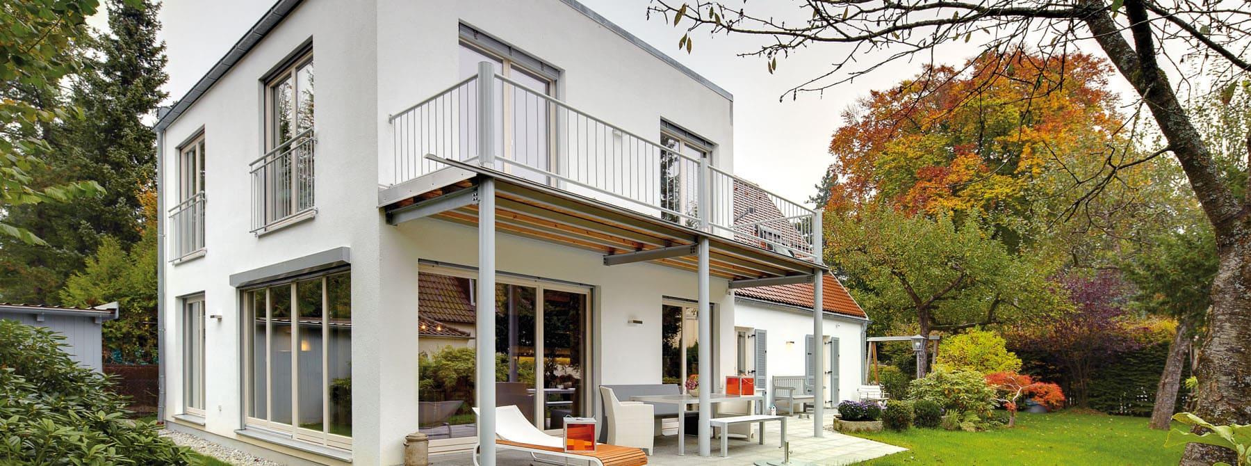^ Moderne energieeffiziente Holzhäuser aus Bayern - Sonnleitner.de ...
