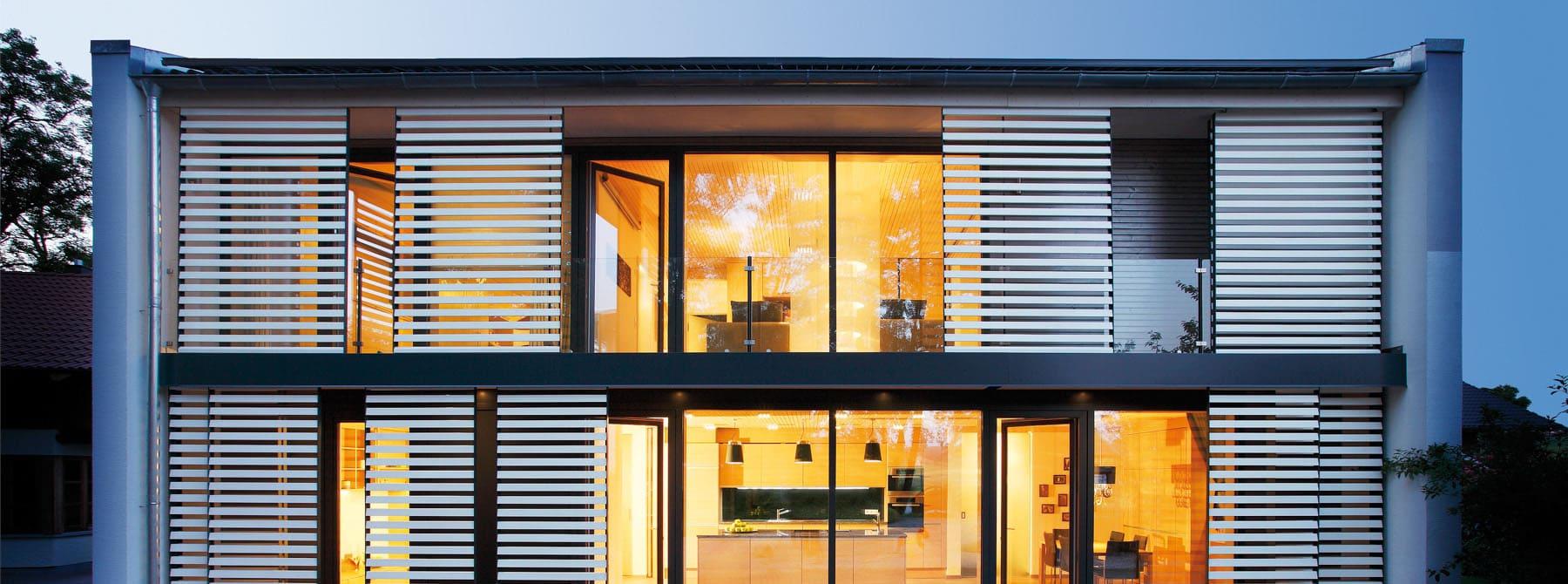 Plus-Energie-Haus - Bauen Sie Ihr Holzhaus, Passivhaus ...