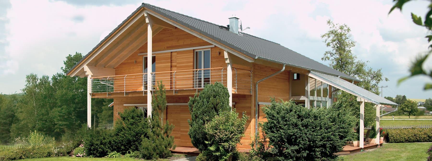 ^ eferenzhaus osenheim - Bauen Sie Ihr Holzhaus, Passivhaus ...
