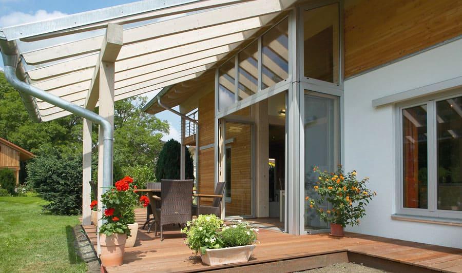 Outdoor Küche Rosenheim : Referenzhaus rosenheim bauen sie ihr holzhaus passivhaus