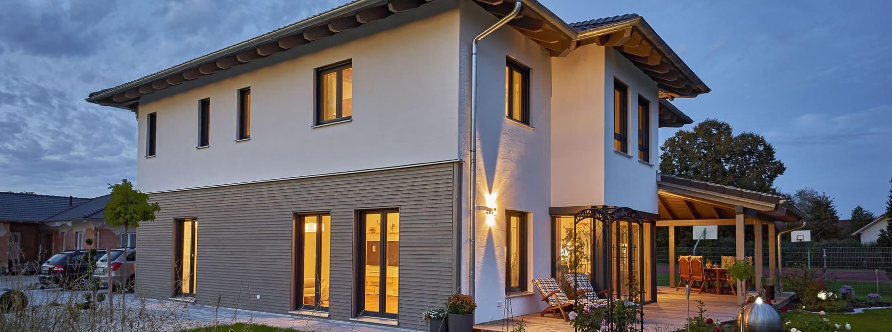 kunden holzhaus stefani urbanes wohnen im stadthaus. Black Bedroom Furniture Sets. Home Design Ideas