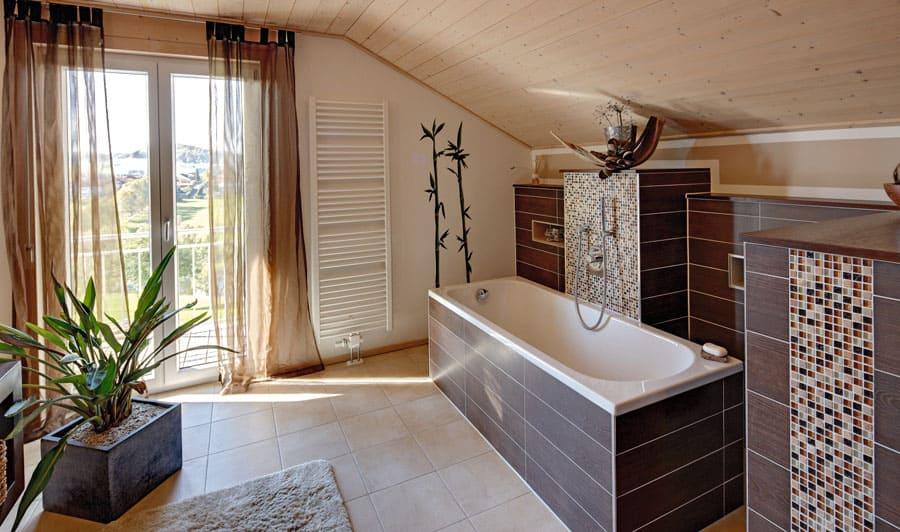 Kundenhaus Weidner - ein elegantes Holzhaus von Sonnleitner.de ...
