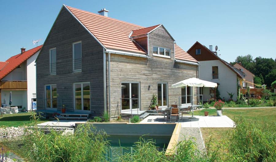 Kundenhaus zumkeller bauen sie ihr holzhaus passivhaus for Holzhaus modern bauen