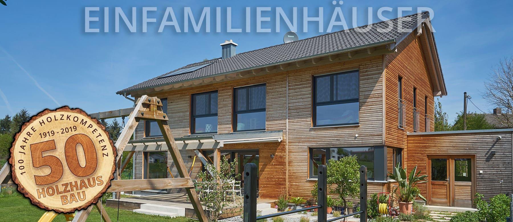 100 Jahre Holzkompetenz: Wohnungs-, Objekt- und Gewerbebau sowie ...