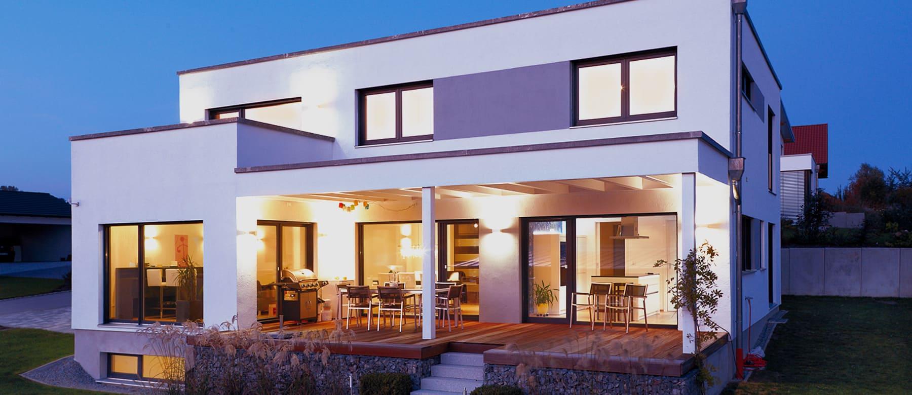 Bauen Sie Ihr Holzhaus, Passivhaus, Plusenergiehaus mit ...