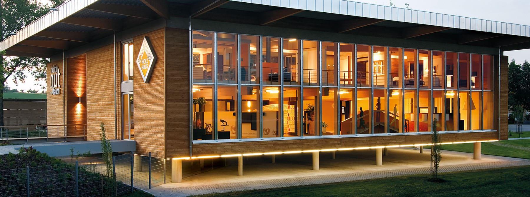 ^ HOLZHUSBU in Ortenburg - Bauen Sie Ihr Holzhaus, Passivhaus ...