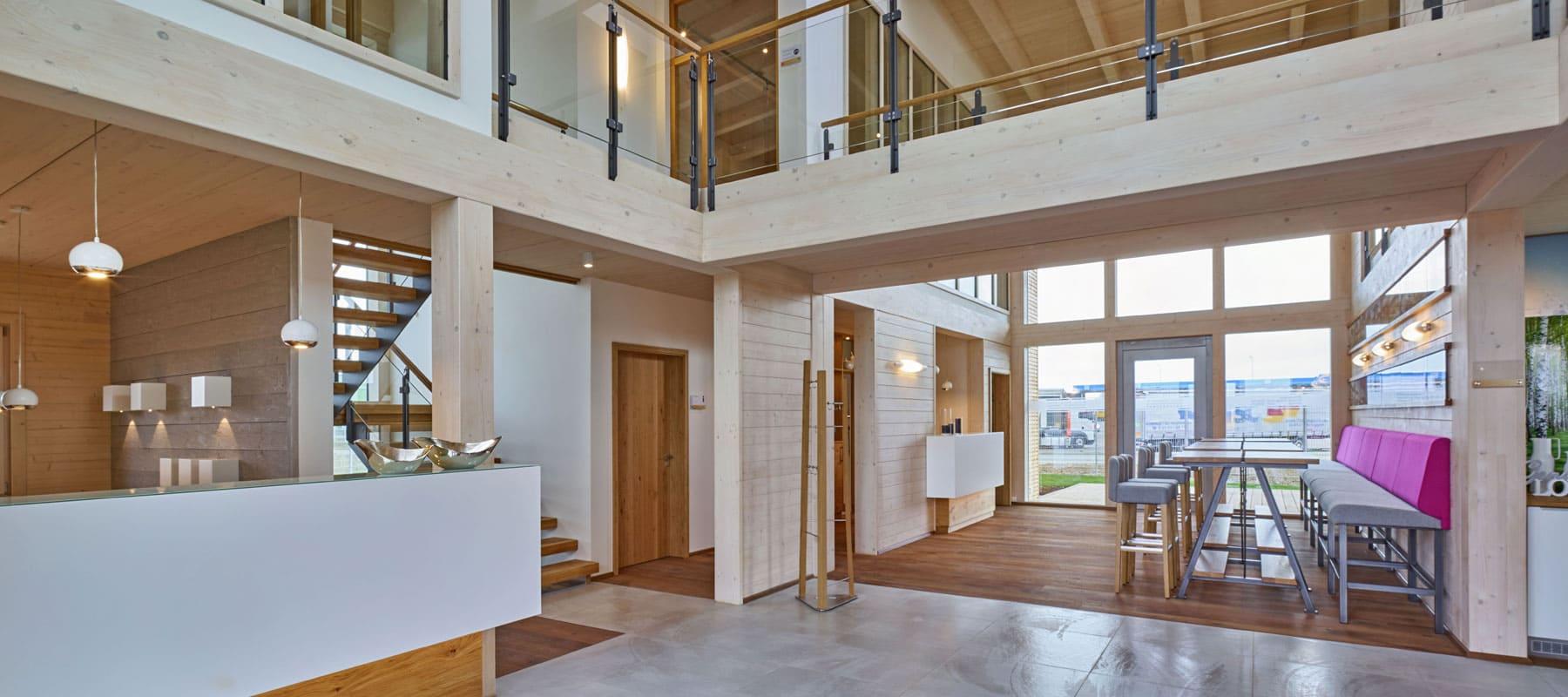 ^ HOLZHUSBU in Merklingen - Bauen Sie Ihr Holzhaus, Passivhaus ...