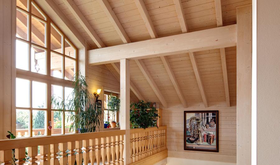 hochwertige holzfenster aus fichte bauen sie ihr holzhaus passivhaus. Black Bedroom Furniture Sets. Home Design Ideas