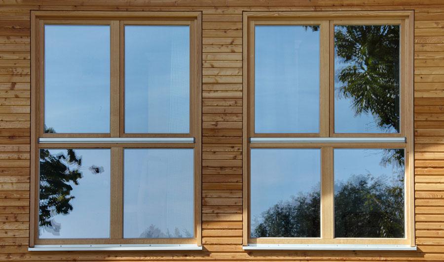 holzfenster und winterg rten aus holz bauen sie ihr holzhaus passivhaus. Black Bedroom Furniture Sets. Home Design Ideas