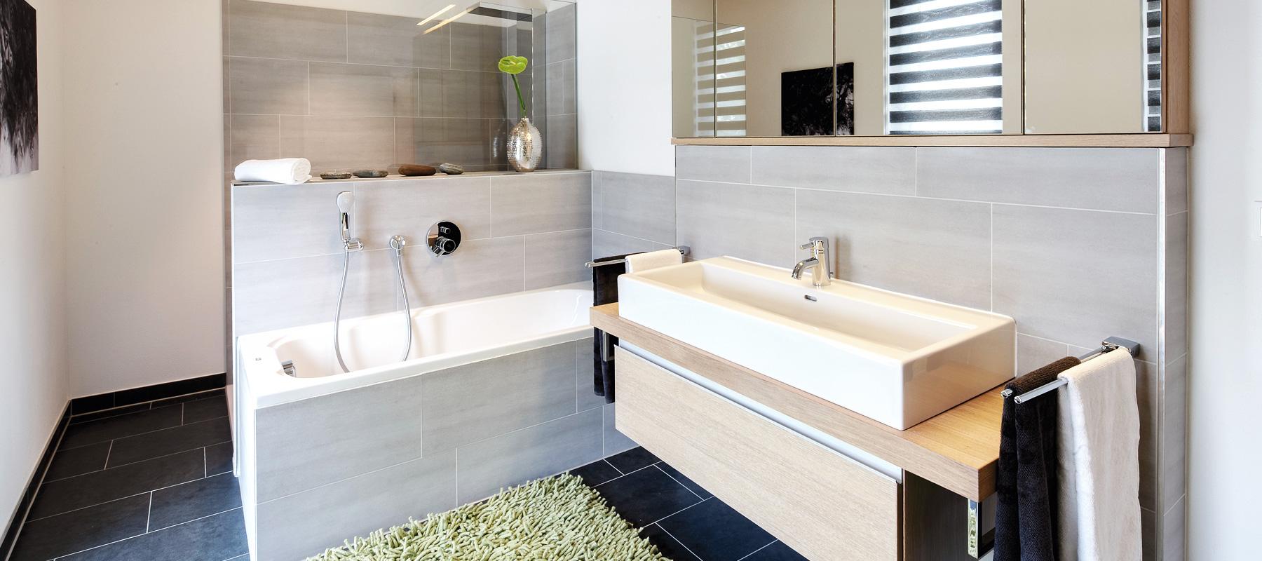 Badezimmer und Badplanung vom Holzhaus-Profi - Sonnleitner ...