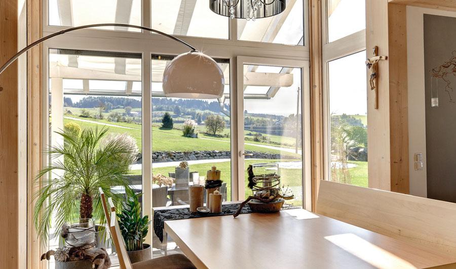Holzfenster Und Wintergarten Aus Holz Sonnleitner De Bauen Sie