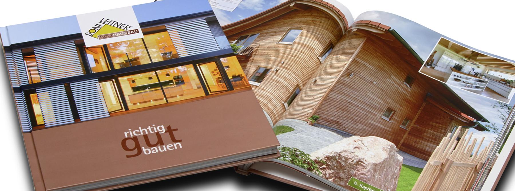 ^ Bauherren-atgeberbuch 'ichtig gut bauen' - Sonnleitner.de ...