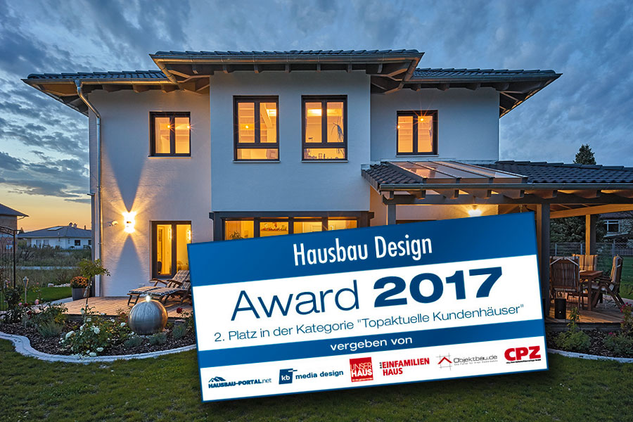 Hausbau-Design-Award 2017